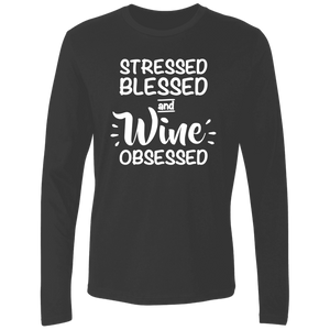 Stressed Blessed Obsessed