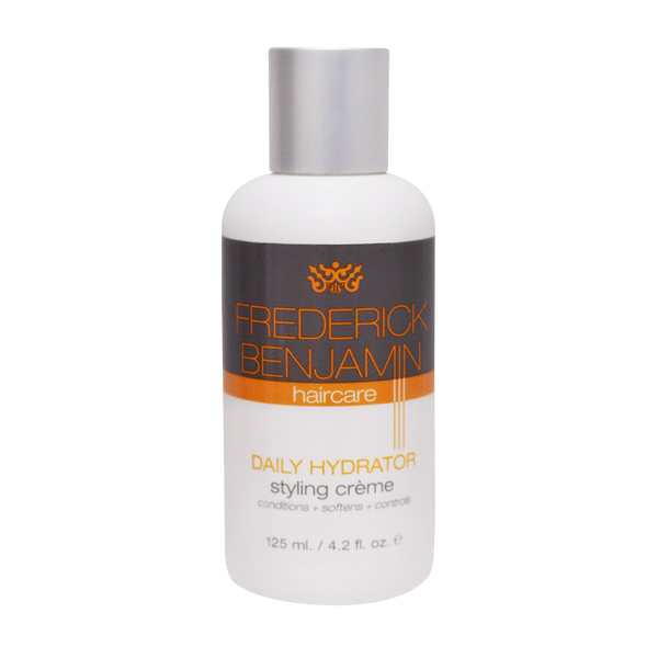 Natural Hair Care - Frederick Benjamin - Daily Hydrator Styling Creme