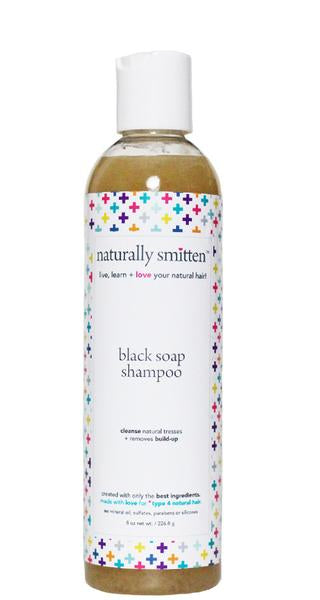 Naturally Smitten - Black Soap Shampoo