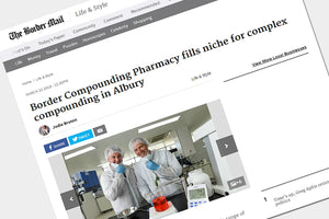 The Border Mail: Border Compounding Pharmacy fills niche for complex compounding in Albury