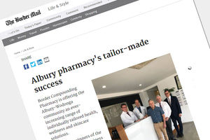 The Border Mail: Albury pharmacy's tailor-made success