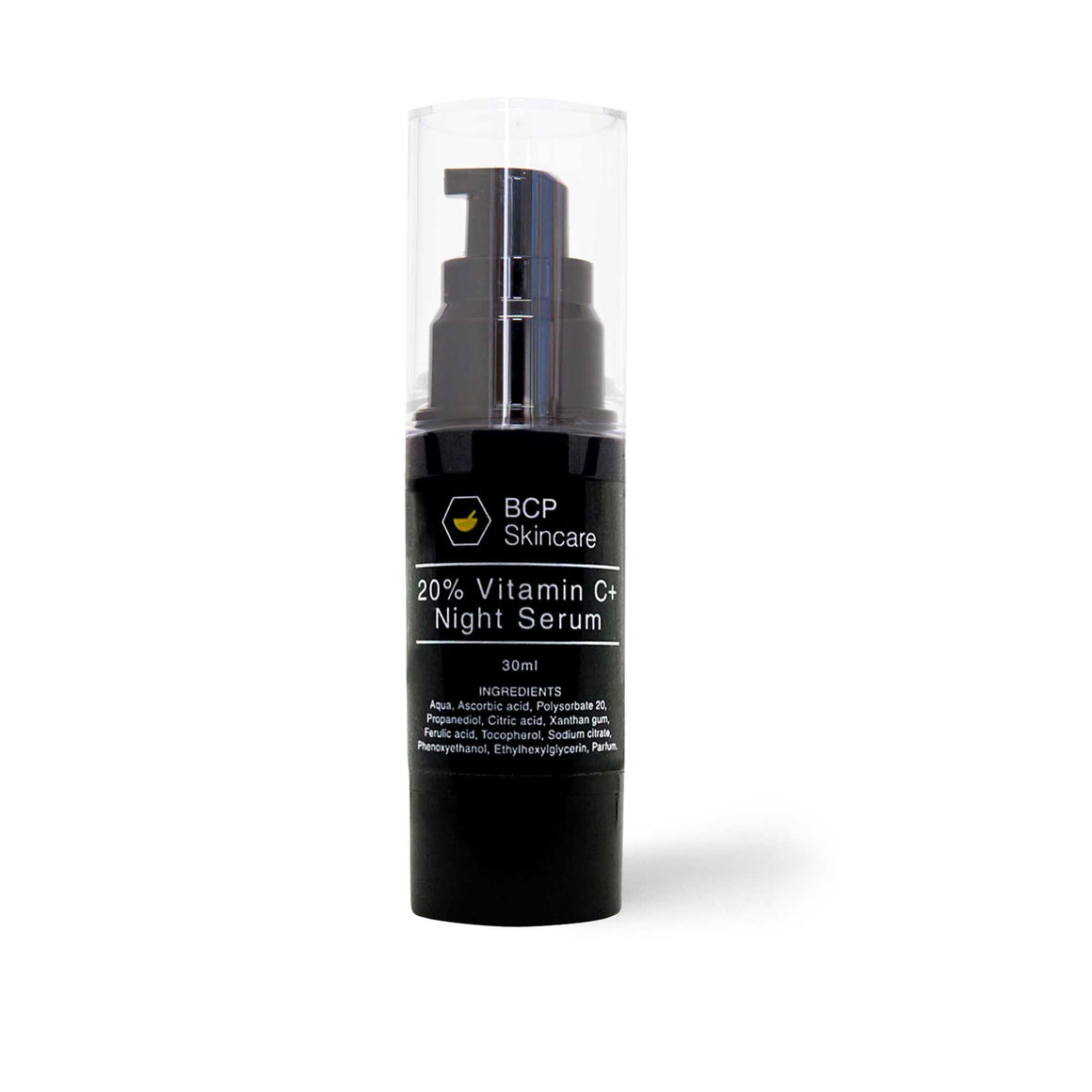 20% Vitamin C+ Night Serum - bcp-skincare