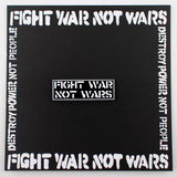 FIGHT WAR PIN