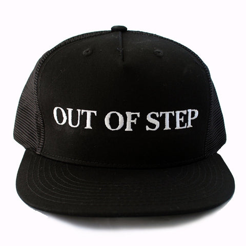 OUT OF STEP MESH BACK SNAPBACK