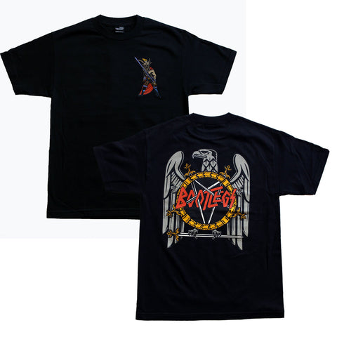 NO MERCY TEE BLACK