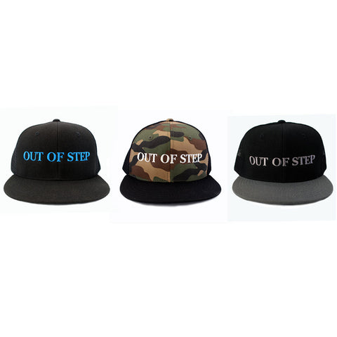 OUT OF STEP SNAPBACK