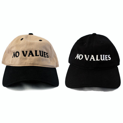 NO VALUES DAD HAT
