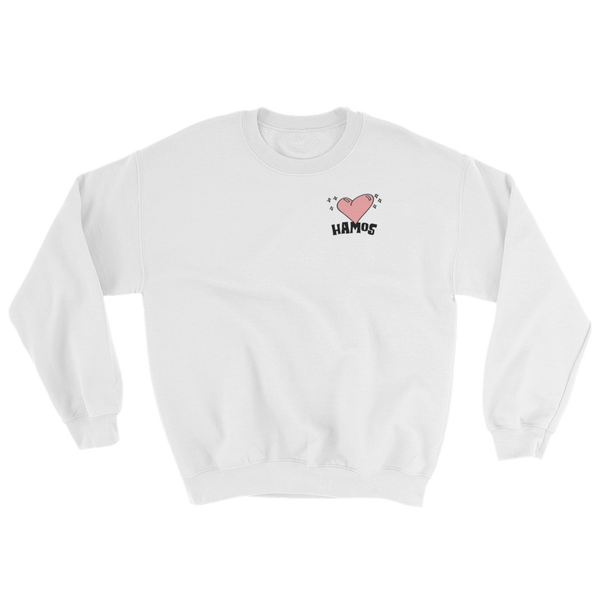 Hearted Sweatshirt