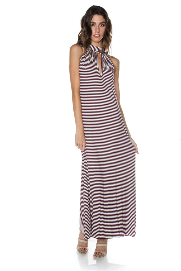 Sweet Summertime Candy Stripe Dress