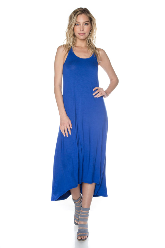 Effortless Maxi Dress