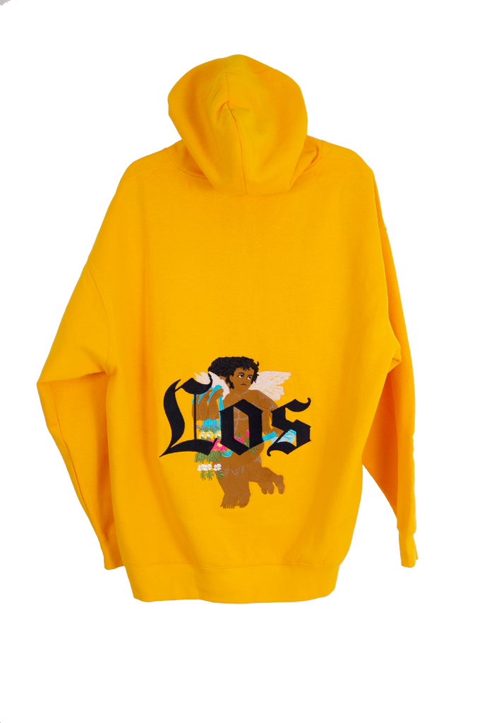 The Angels Hoodie (Gold)