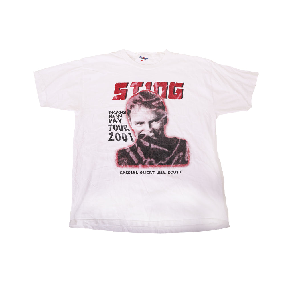 Sting Brand New Day Tee