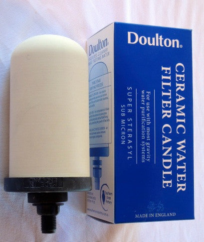 Doulton Gravity Candle