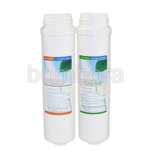 Ecopure Filters Twin Set
