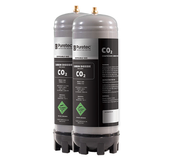 SPARQ-CO2 Disposable Gas Cylinder