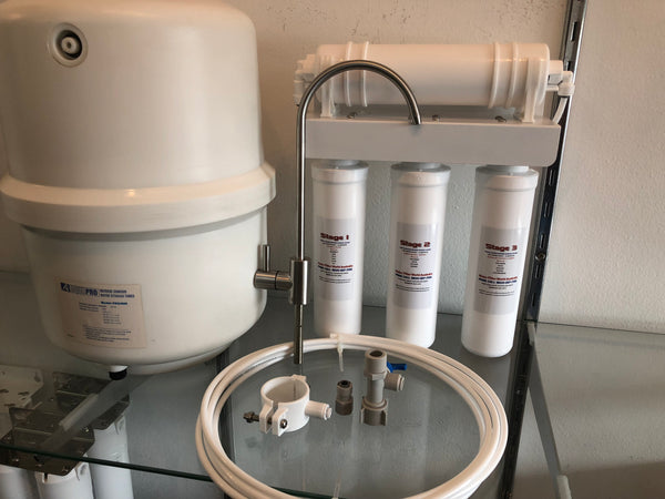 Compact Reverse Osmosis - Large Tank