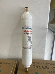 In-Line 0.5 Micron Carbon Filter