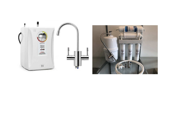 Duo Hot & Cool + Reverse Osmosis High Alkaline