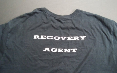 Recovery agent t shirt
