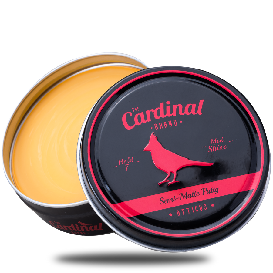 ATTICUS - Semi Matte Putty