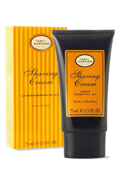 Art of Shaving Lemon Essential Shaving Cream