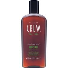 American Crew Tea Tree Body Wash