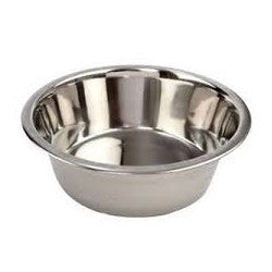 Black Diamond Stainless Steel Shave Bowl