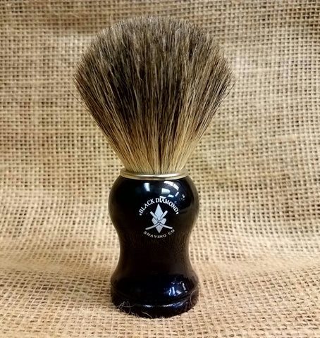 Black Diamond Best Badger Shave Brush