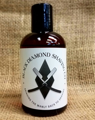 Black Diamond Pre-Shave Oil