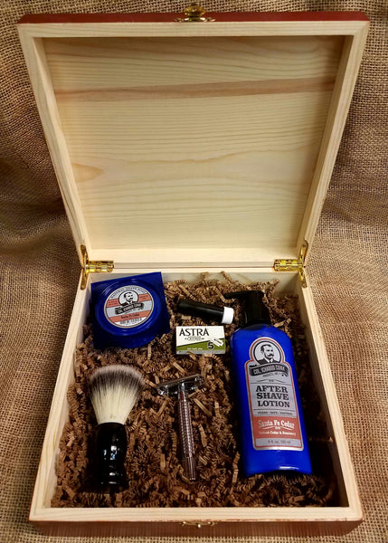 Wet Shaving Starter Kit