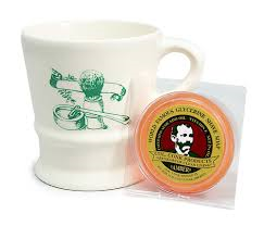 Col Conk Shaving Mug with Soap