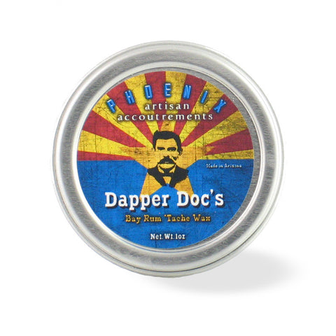 Dapper Doc Moustache Wax - Phoenix