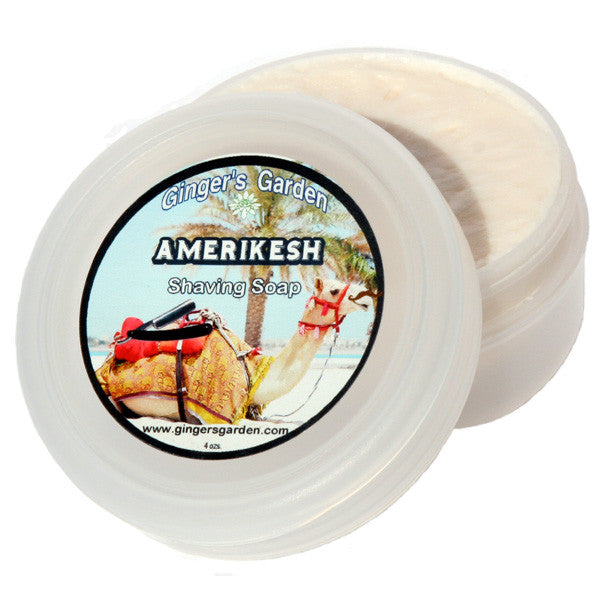 Amerikesh- Ginger's Garden