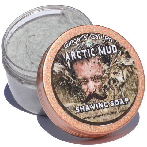 Artic Mud Clay- Ginger's Garden