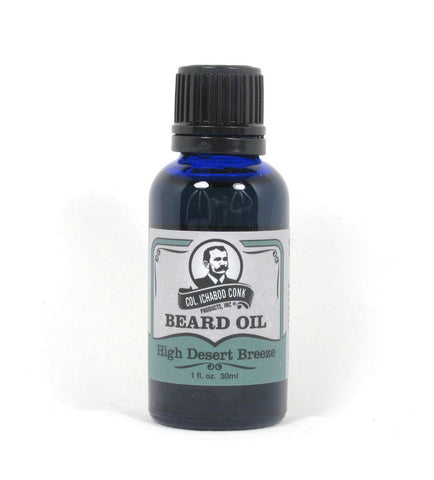 High Desert Breeze Beard Oil- Col Conk