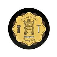 Italian Barber Eleganzo Shaving Soap