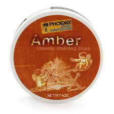 Amber Shave Soap