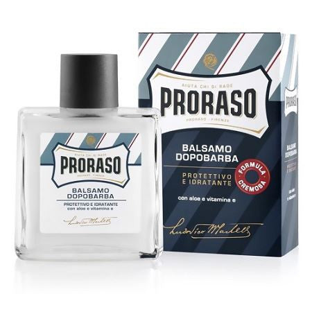 Proraso Alcohol Free Aftershave Balm, Aloe and Vitamin