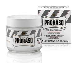 Proraso Preshave Cream- Sensitive