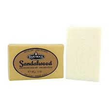Razorock Bar Soap Sandalwood