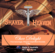 Chocolate Delight- Shaver Heaven Shave Soap
