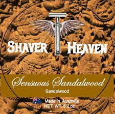 Sensuous Sandalwood- Shaver Heaven Shave Soap