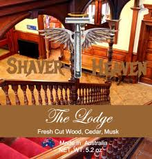 The Lodge - Shaver Heaven Shave Soap