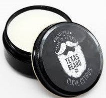 Texas Beard Co Clove Citrus Balm