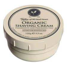 Taylor of Old Bond - Organic Shave Cream