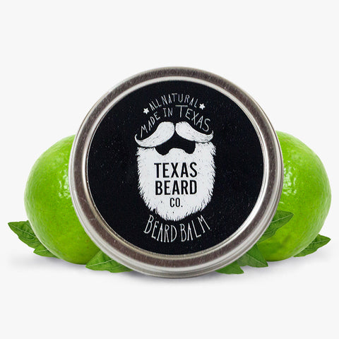 Green Belt Beard Balm