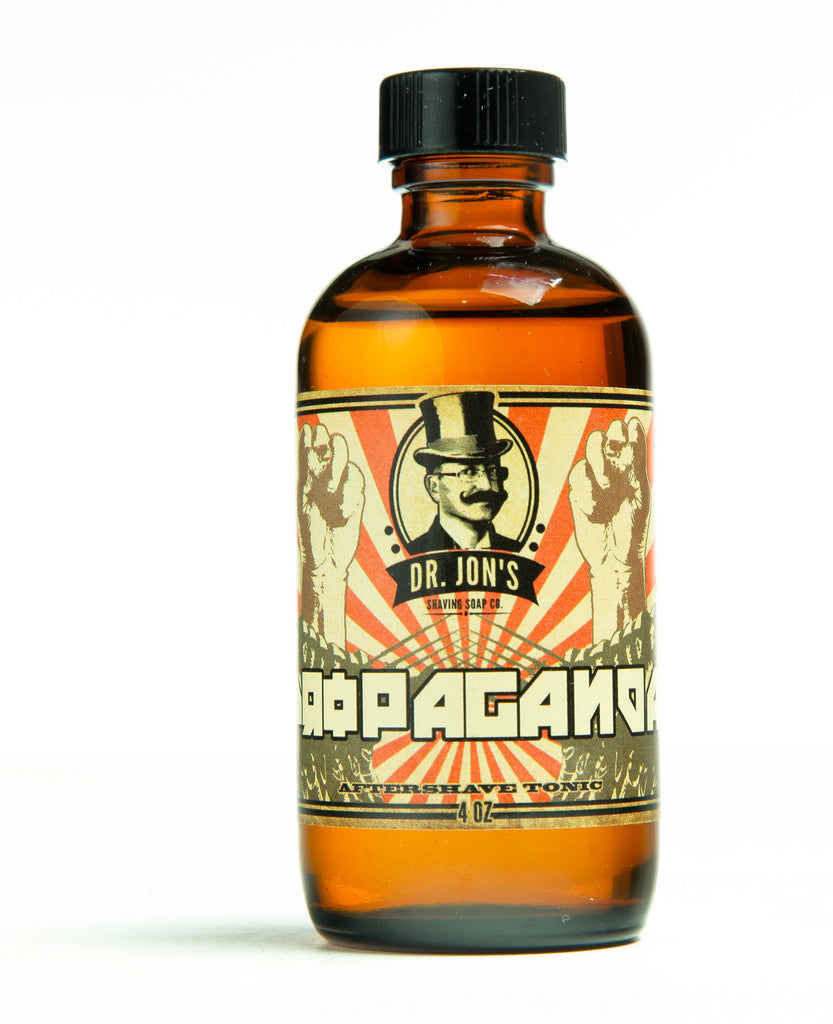 Dr. Jon's Aftershave- Propoganda
