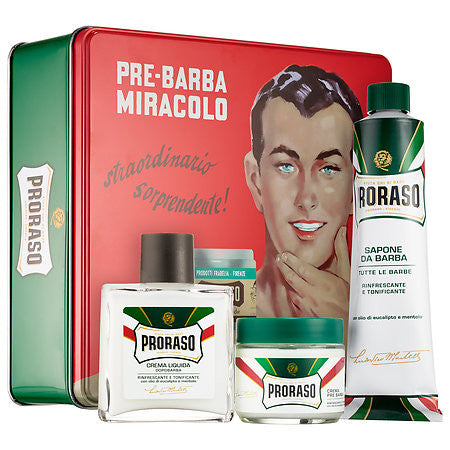 Proraso Vintage Collection Gino Tin