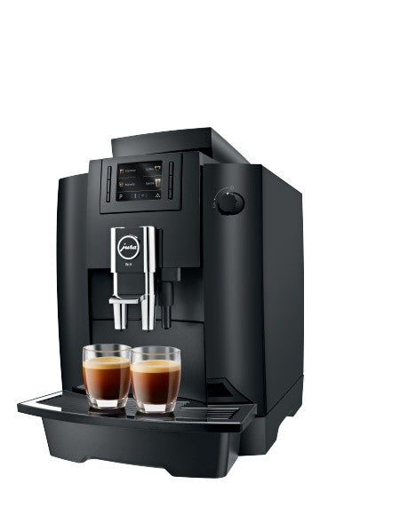 JURA WE6 Piano Black (30 kopper pr. dag)