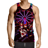 Donkey Kong Country 2: Diddy Kong's Quest Roller Coaster Tank Top - Gamer Treasures
